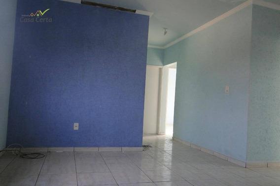 Apartamento Com 3 Dormitórios À Venda, 100 M² Por R$ 150.000 - Jardim Hermínio Bueno - Mogi Guaçu/sp - Ap0163