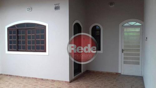 Imagem 1 de 25 de Casa À Venda, 81 M² Por R$ 390.000,00 - Residencial Bosque Dos Ipês - São José Dos Campos/sp - Ca4335