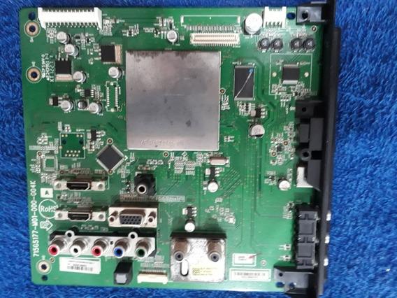 Placa Principal Tv Sony Kdl-22ex355