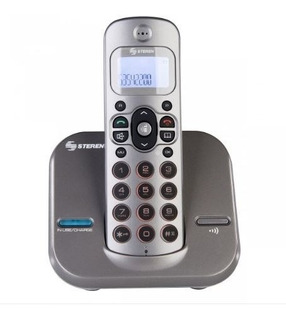 Teléfono Inalámbrico Steren Con Identificador De Llamadas