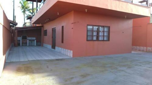 Sobrado Localizado Jardim Suarão Em Itanhaém, Ref. 5732 M H