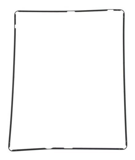 Moldura Aro Middle Frame Display iPad 2 3 4 Preto