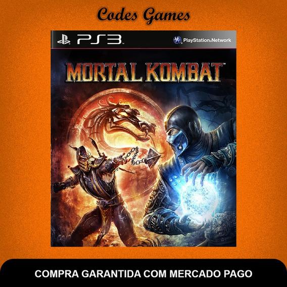 Mortal Kombat Komplete Edition - 9 - Ps3 - Pronta Entrega