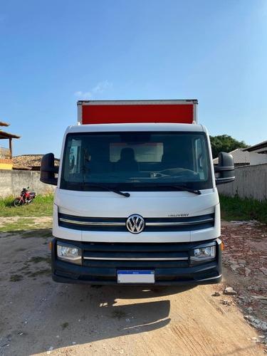 Imagem 1 de 9 de Caminhão Volkswagen Express