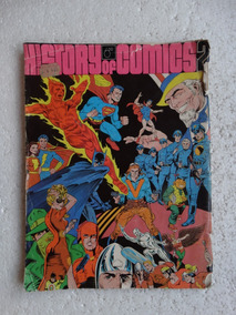 The Steranko History Of Comics Nº 2! 1972 James Steranko