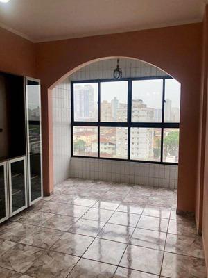 Cobertura Com 2 Dorms, Aparecida, Santos - R$ 590 Mil, Cod: 6505 - A6505
