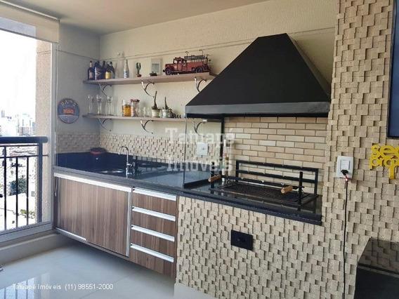 Lindo Apto Choice Residence Club Tatuapé - 204m2