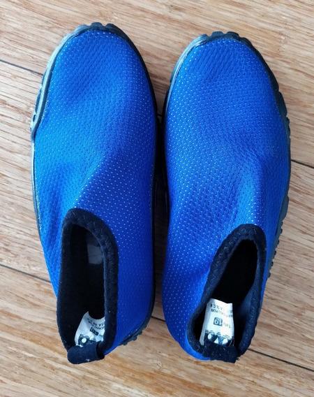 Zapatos Niño Para Agua (mar O Piscina)