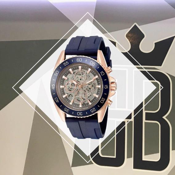Relógio Michael Kors Automático Mk-9025