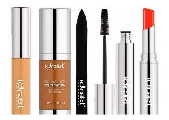 Nuevo Kit De Maquillaje Hd Completo Hipoalergenico Idraet