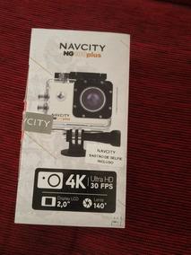 Navcity Ng 100 Plus 4k / Camera Sports / Actioncam / Nova