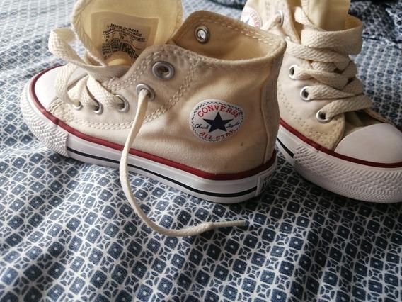 Zapatos Niño Niña Converse Talla 6... 13 Cms