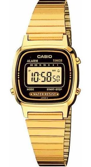 Reloj Casio Vintage La670wga-1vt Original