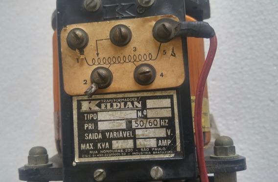 Transformador 50 / 60 Hz Tk-6145