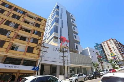 Flat Com 1 Dormitório À Venda, 48 M² Por R$ 350.000 - Prainha - Torres/rs - Fl0007