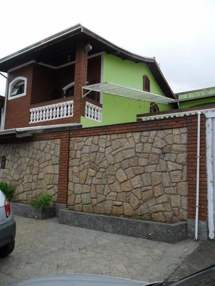 Casa Para Venda E Locação, Jardim Vitória, Campo Limpo Paulista - Ca08341 - 4954162