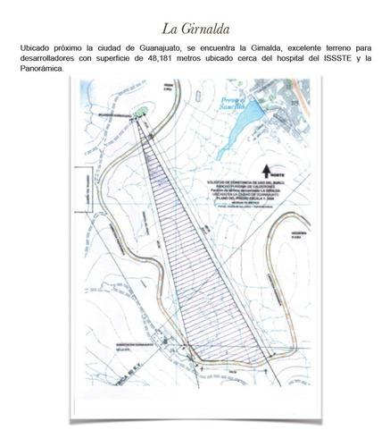 Terreno En Venta En Guanajuato. La Guirnalda