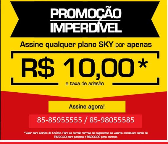 Sky Hdtv A Mais Alta Qualidade Em Tv!!!