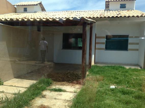 Casa Germinada Nova No São João 2, 2 Quartos, Cozinha Americ