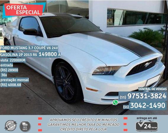 Ford Mustang 3.7 Coupé V6 24v