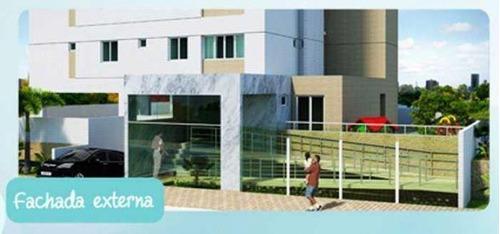 Apartamento À Venda, 136 M² Por R$ 849.000,00 - Cabo Branco - João Pessoa/pb - Ap0051