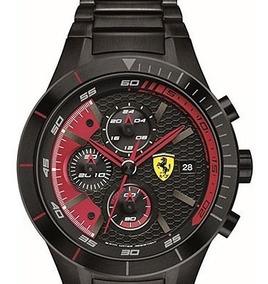 Relógio Scuderia Ferrari Masculino Aço - Promoção
