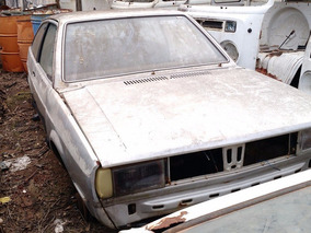 Volkswagen Gol Quadrado Sucata 1986 Carcaça Gaiola