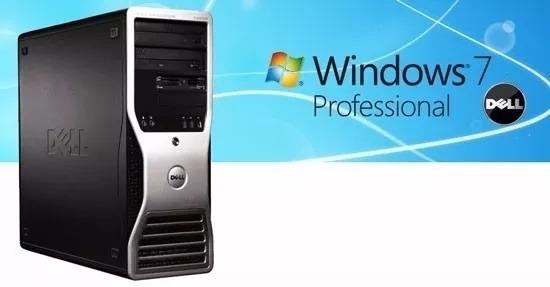Servidor Workstation Dell T 7500 2x Xeon 5560 24g Hd 1.5tb