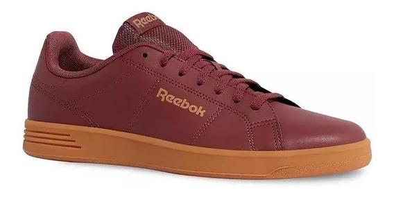 Tenis Reebok Royal Rally Color Vino Para Hombre 2672229 Ly3