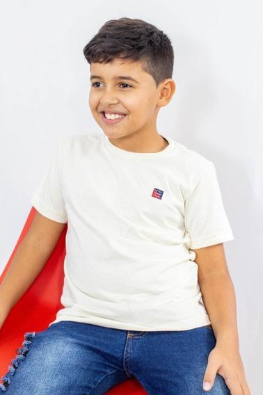 Kit 5 Camisa/camiseta Infantil Masculina Excelente Preço
