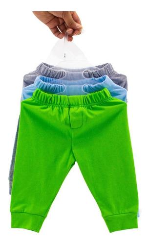 Set De Pantalones Para Bebe 03438 Mercado Libre