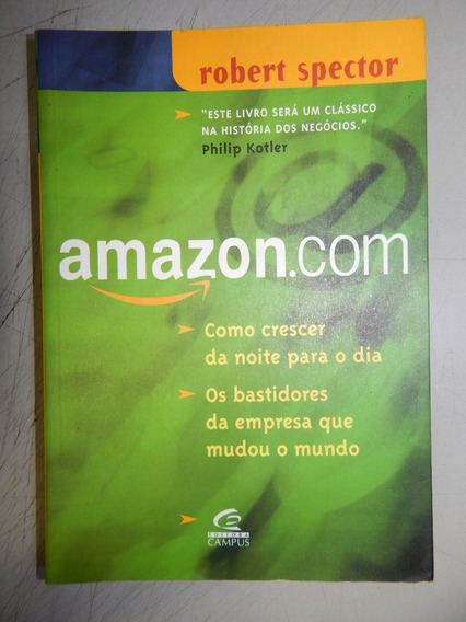 Amazon - Como Crescer Da Noite Para O Dia