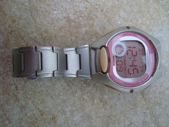 Relógio Casio Illuminator Femenino, Caica Resina Puleir