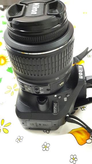 Nikkon D5200