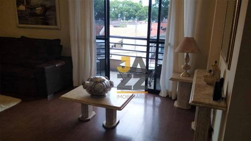 Imagem 1 de 30 de Apartamento 3 Dormitórios 1 Suíte E Sacada, No Melhor Do Guanabara - Ap6147
