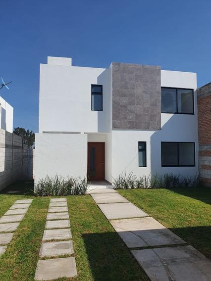 Casa Para Estrenar En San Juan Del Rio Queretaro