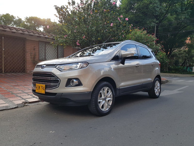 Ford Ecosport 2014 4x2 Autom. Impecable