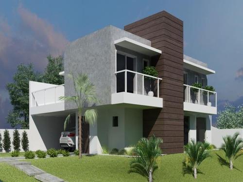 Imagem 1 de 3 de Casa À Venda, 3 Quartos, 3 Suítes, 4 Vagas, Jardim Karolyne - Votorantim/sp - 5170