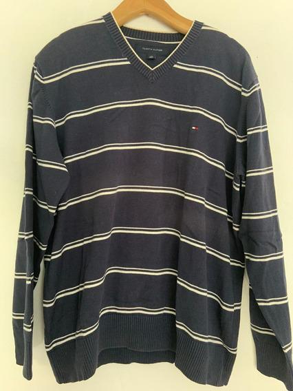 Sweater Tommy Hilfiger Azul (320)