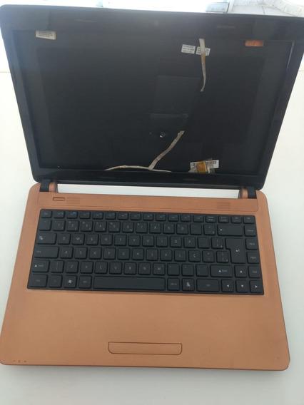 Carcaça Completa Positivo N9410 N9450 N9500 N9380