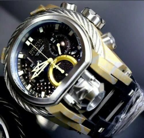 Relógio Invicta Reserve Magnum Bolt 26442 Original.