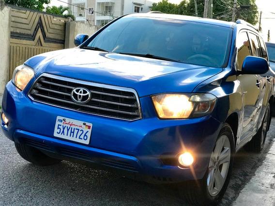 Toyota Highlander 08