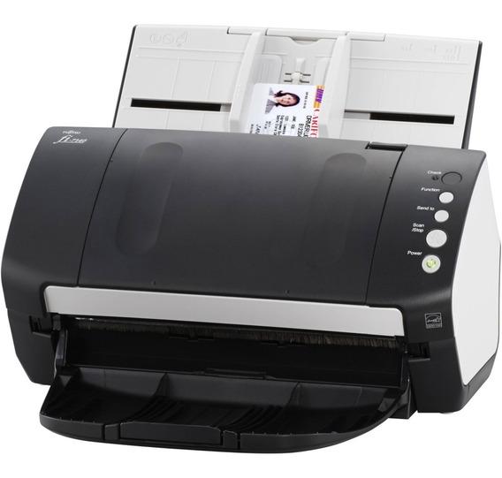 Scanner De Mesa Fujitsu Color A4 Duplex 40ppm Fi-7140 Fi7140