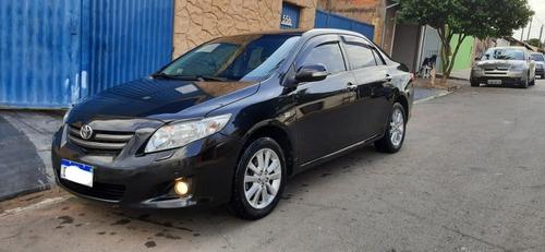 Toyota Corolla 2009 1.8 16v Se-g Flex Aut. 4p