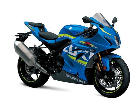 Suzuki Gsx R1000 R Moto Gp Pista 0km 2017 Gsxr 1000r Um