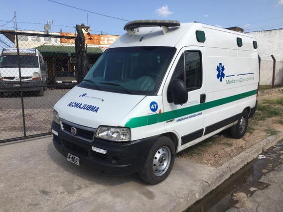Ambulancia Fiat Ducato 2.3 Maxcargo 2012 Diesel 60257836
