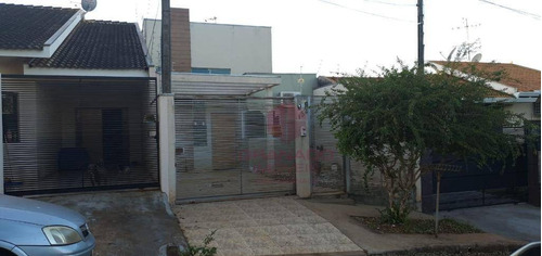Imagem 1 de 11 de Casa À Venda, 80 M² Por R$ 370.000,00 - Jardim Botânico - Maringá/pr - Ca0191