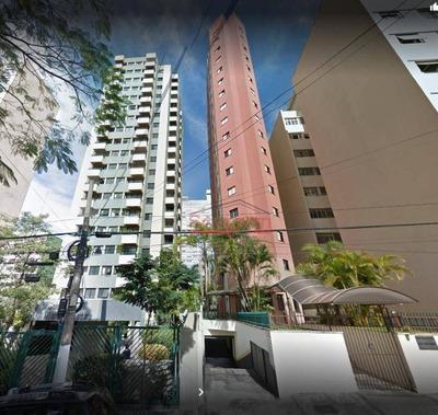 Flat Com 1 Dormitório À Venda, 35 M² Por R$ 318.000 - Bela Vista - São Paulo/sp - Fl0011