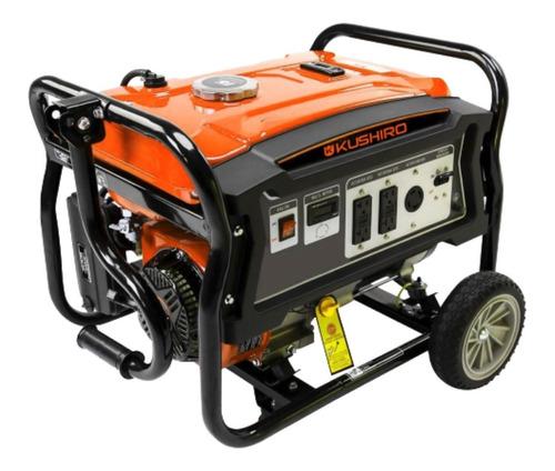 Generador Grupo Electrogeno Kushiro Kg5000 4500w 11hp Monof.