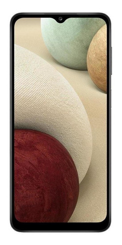 Samsung Galaxy A12 64 GB negro 4 GB RAM